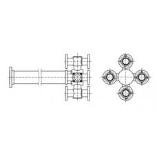 SPU8 - 8 Ways UHF Splitter