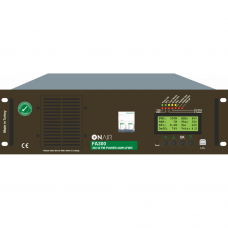 FA300 - 300 W FM AMPLIFIER