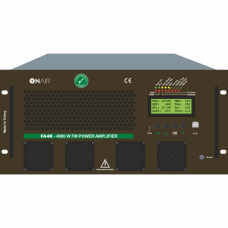 FA4K - 4000 W FM AMPLIFIER