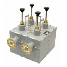 1604 - 5kW UHF 4 Poles Band Pass Filter with Cross Coupling