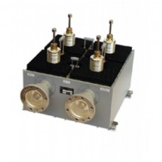 1641-4-N - 10kW UHF 4 Poles Band Pass Filter with Cross Coupling