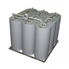 20021/3-S3 - 3x5KW FM Star Point Combiner With Triple Cavity Filters