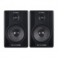 M-Audio BX8a Deluxe 130-watt Bi-amplified Studio Reference Monitors