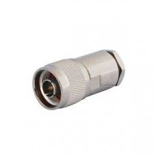 N Male Connector (For RG213-RG214)