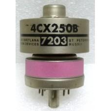 EIMAC/SVETLANA - 4CX250B (7203) Electron Tube