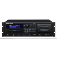TASCAM - CD-A580 Cassette, USB & CD Player/Recorder
