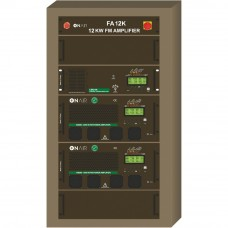 FA12K - 12000 W FM AMPLIFIER
