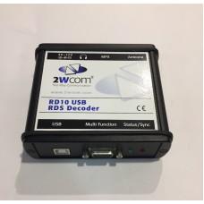 RD10 - RDS DECODER-USB