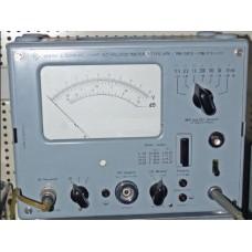 ROHDE & SCHWARZ - UHF / DC / MILLIVOLTMETER