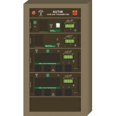 AUT4K - 4 KW UHF Transmitter