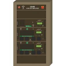 UA4K - 4 KW UHF AMPLIFIER