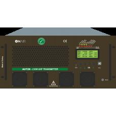 AUT2K - 2 KW UHF Transmitter