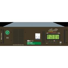 AVT200 - 200 W VHF Transmitter