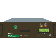 DUT20 - 20W DVB-T/T2 UHF Transmitter