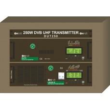 DUT250 - 250W DVB-T/T2 UHF Transmitter
