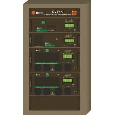 DVT1K - 1KW DVB-T/T2 VHF Transmitter