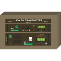 FT1K - 1000 W FM Digital Transmitter