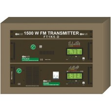 FT1K5-D - 1500 W FM Digital Transmitter