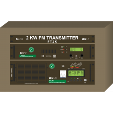 FT2K - 2000 W FM Digital Transmitter