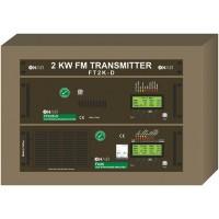 FT2K-D - 2000 W FM Digital Transmitter