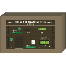 FT500 - 500 W FM Digital Transmitter