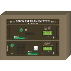 FT500-D - 500 W FM Digital Transmitter