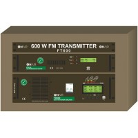 FT600 - 600 W FM Digital Transmitter