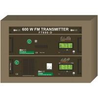 FT600-D - 600 W FM Digital Transmitter